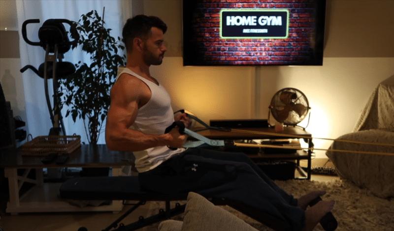 musculation elastique