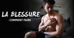 blessure musculation