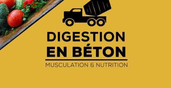 🔒Une digestion en béton avec ces outils