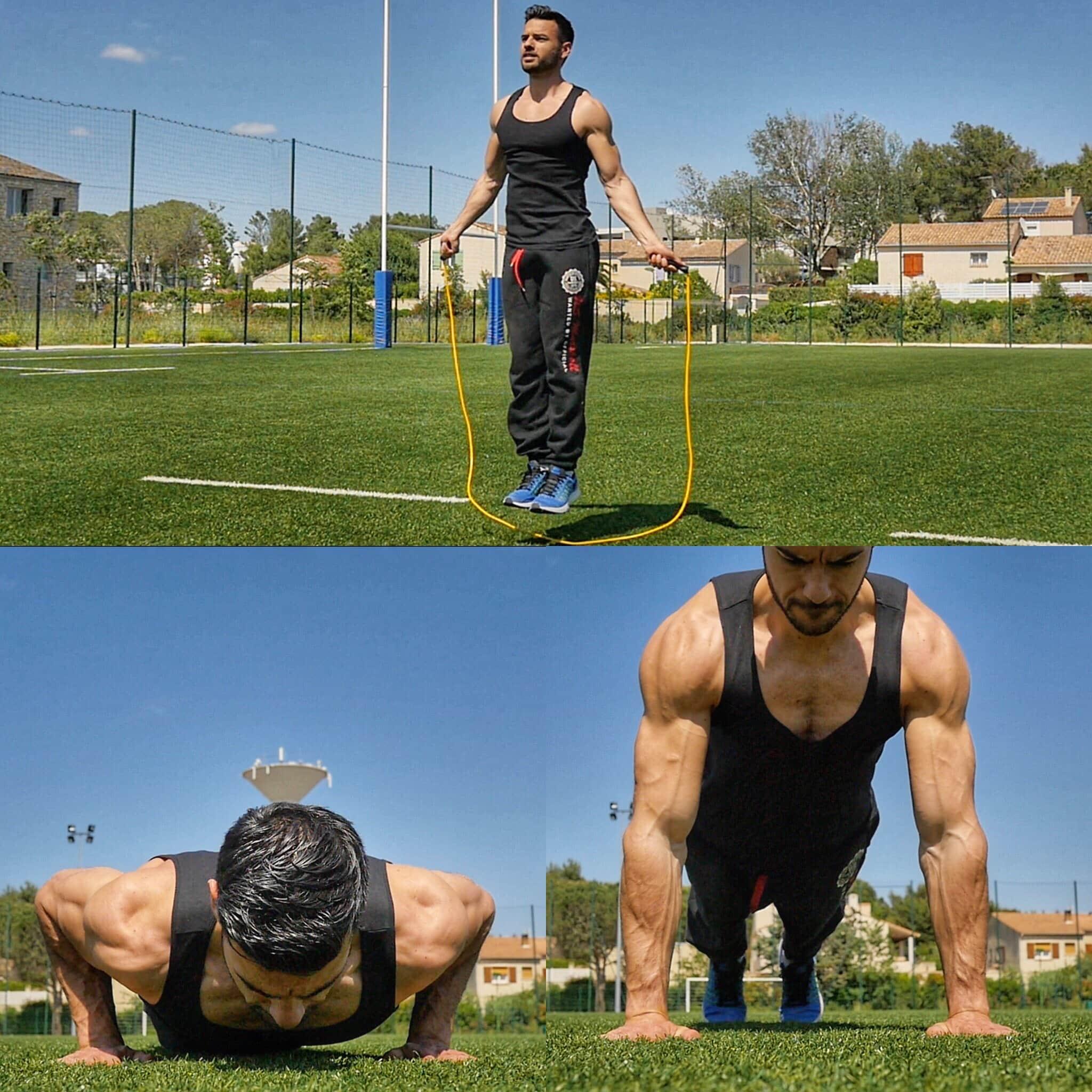 mantra musculation