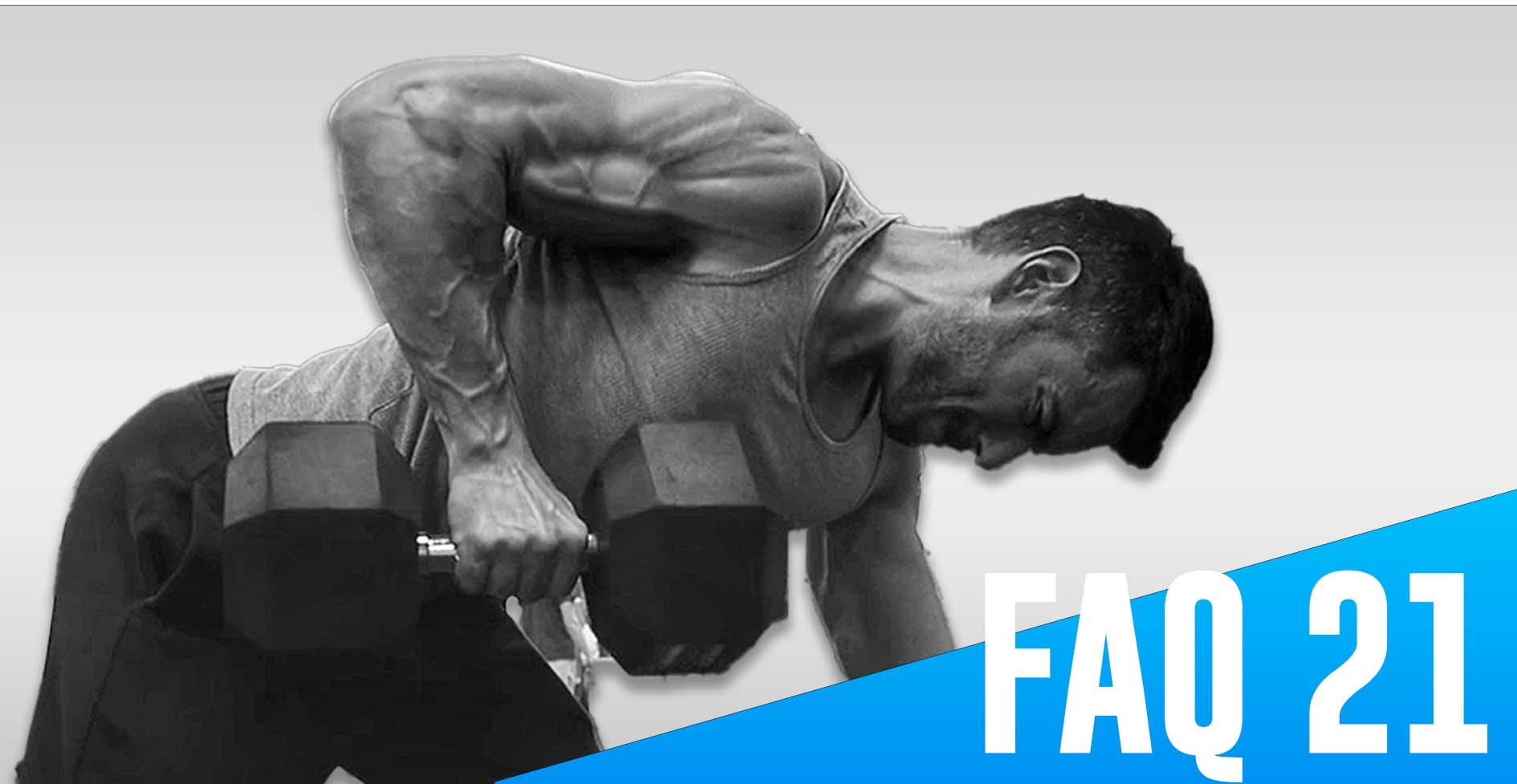 faq musculation