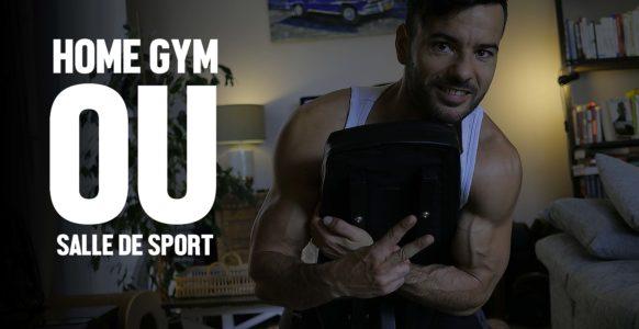 Home gym ou salle de sport : retour et avis