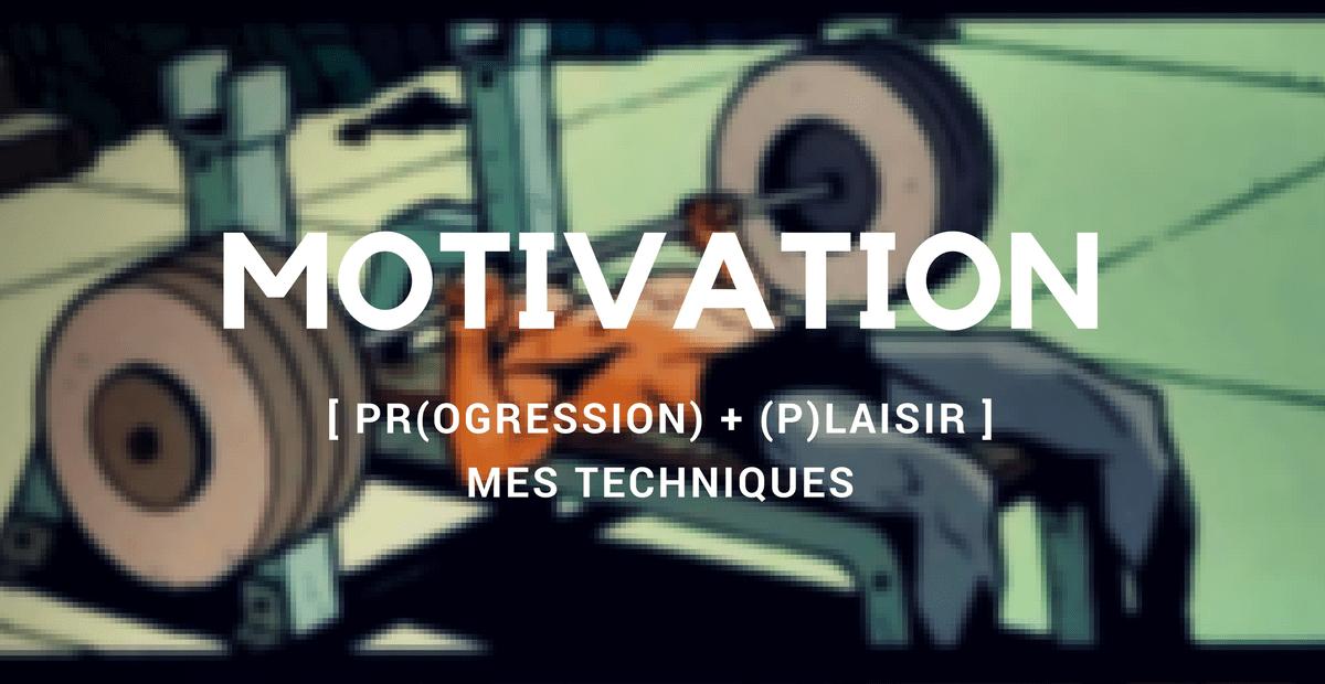 Musculation : conservez votre motivation sur le long terme