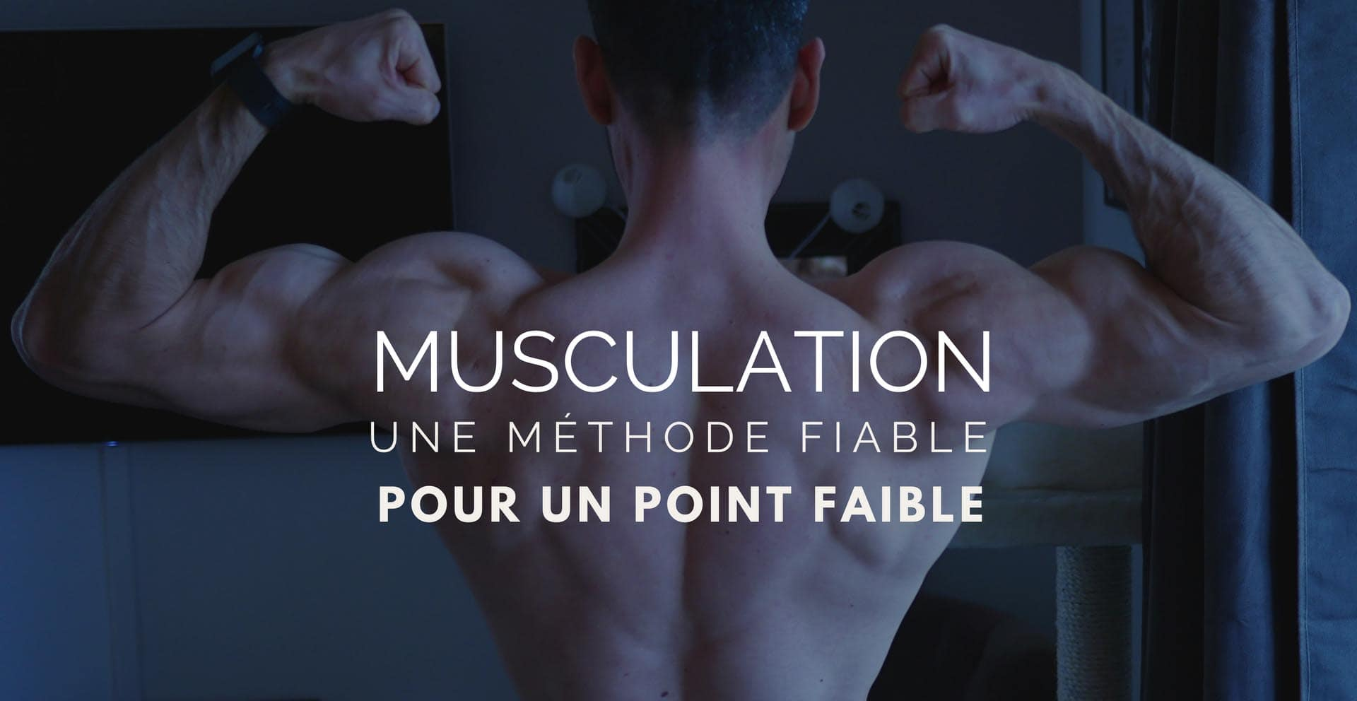 POINT FAIBLE MUSCULATION
