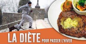 programme nutrition hiver sport