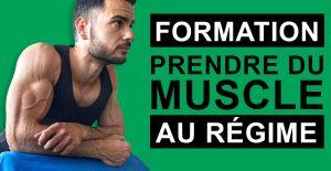 Prendre du muscle tout en perdant du gras : formation en vidéo