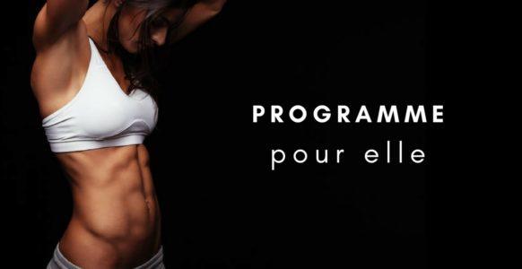 🔒Programme femmes : un programme complet pour se transformer