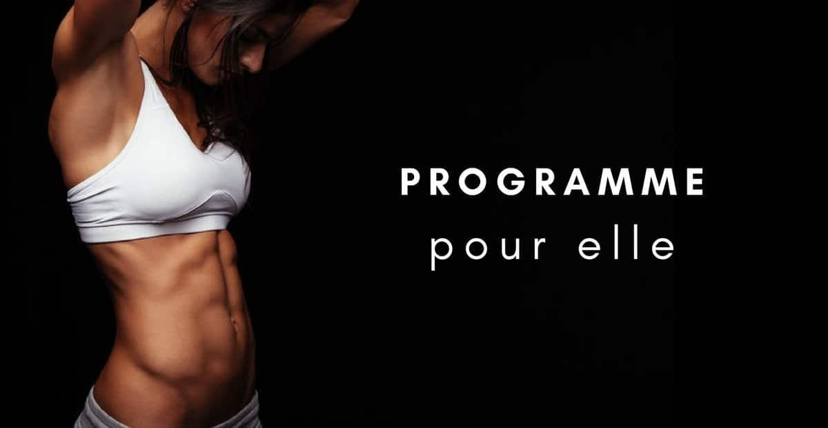 Programme femmes : un programme complet pour se transformer