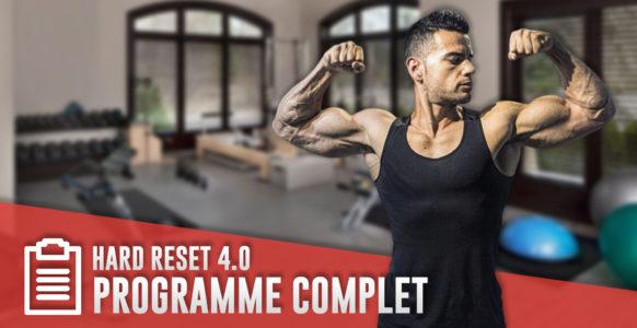Programme hard reset 4.0 : minimaliste et efficace