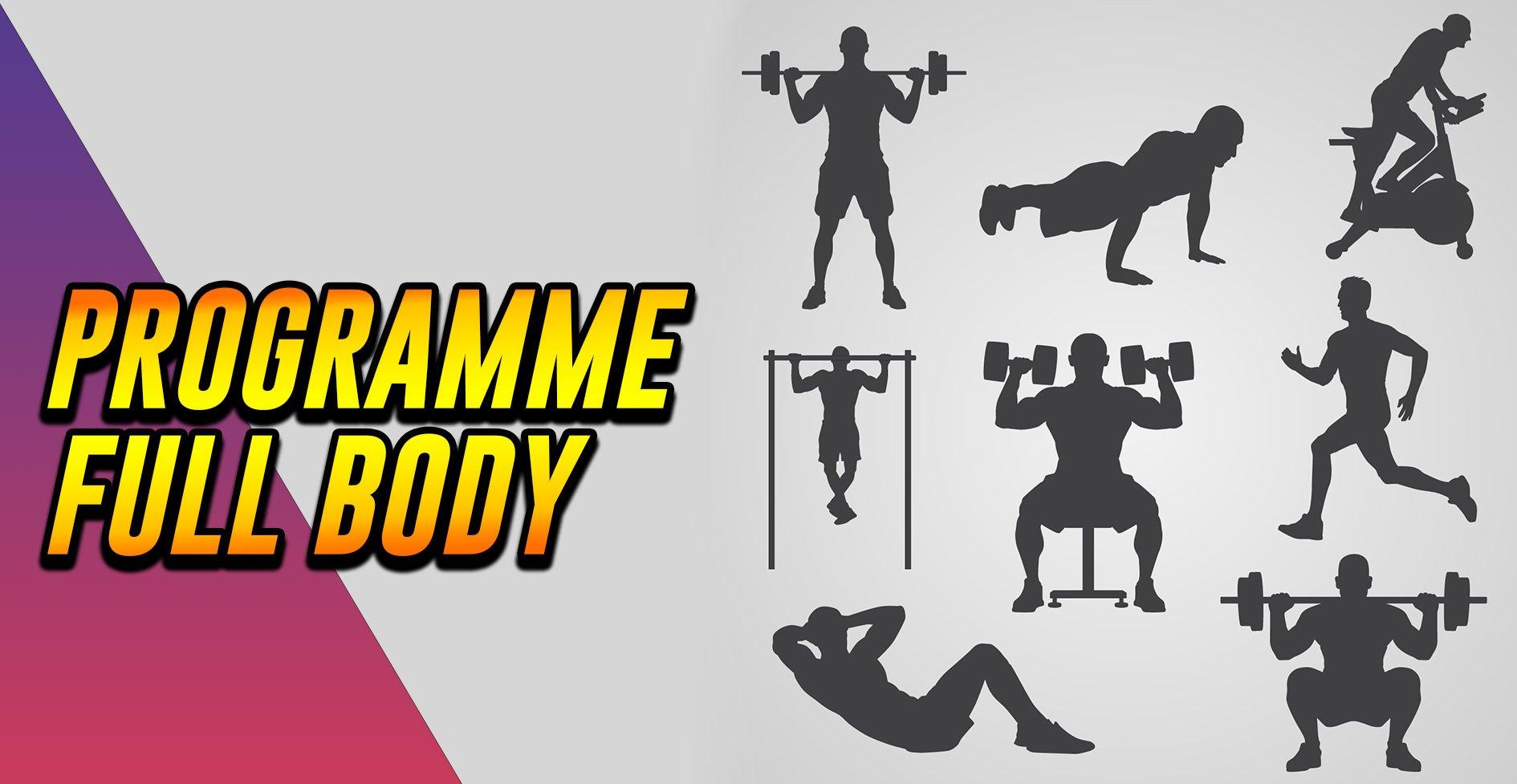 programme full body