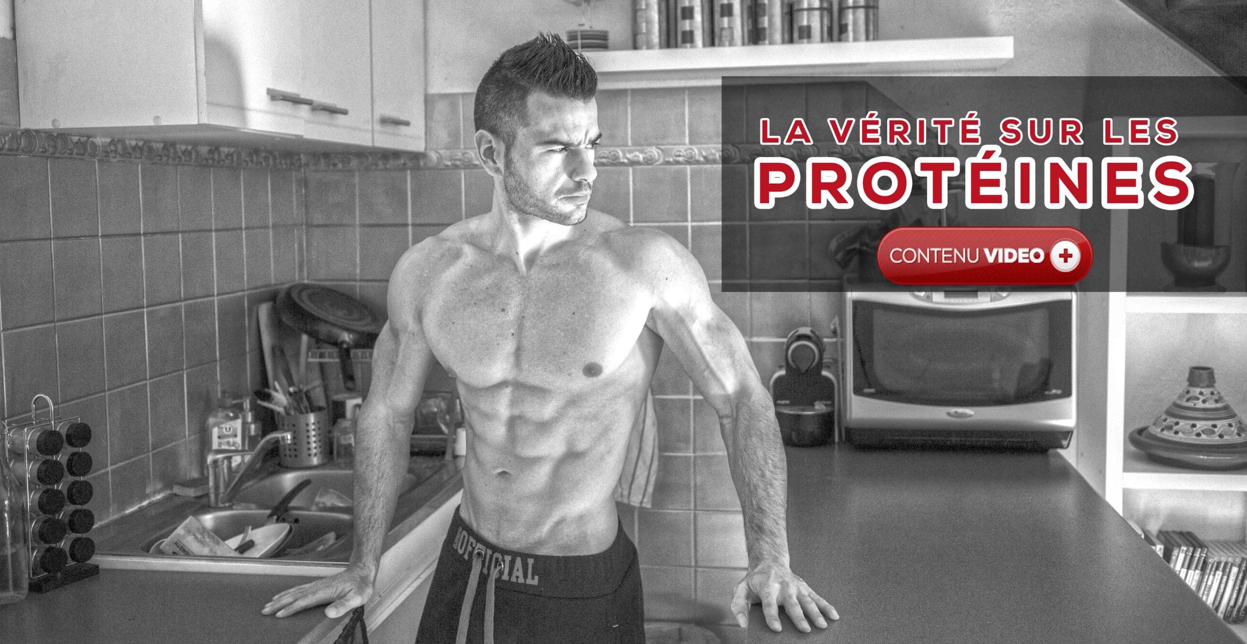 Protéines : je vous explique tout en vidéo