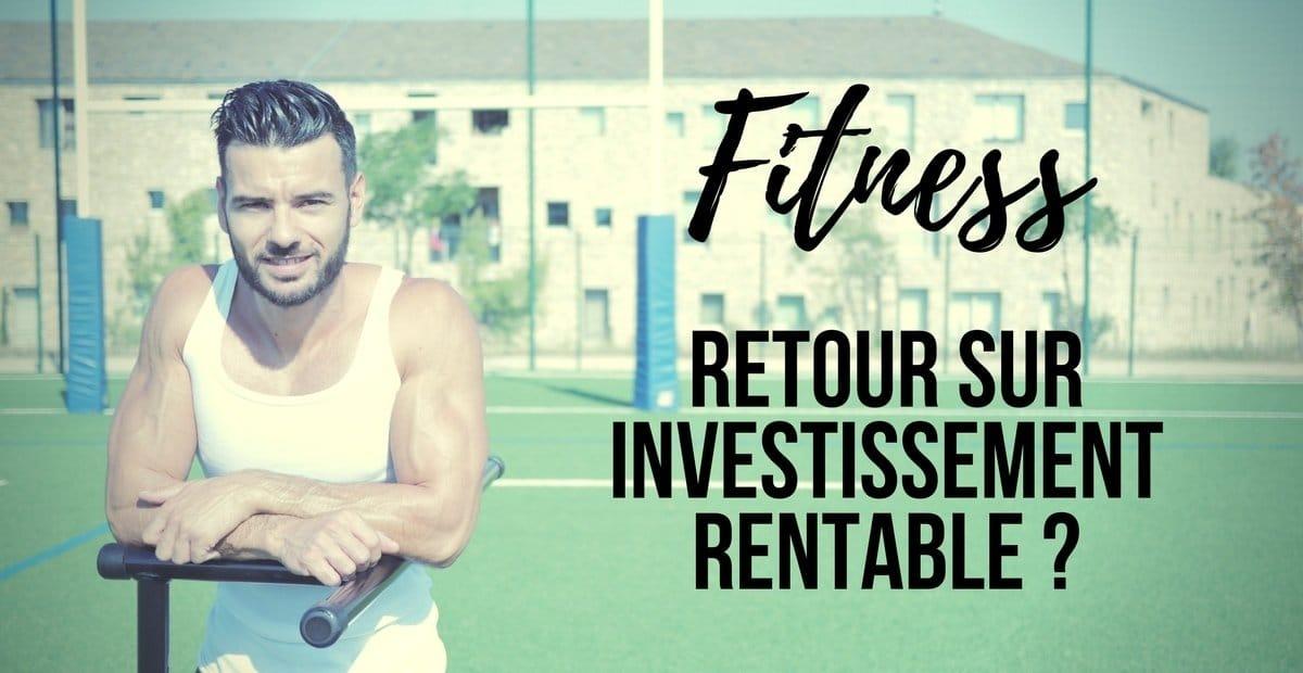investissement fitness