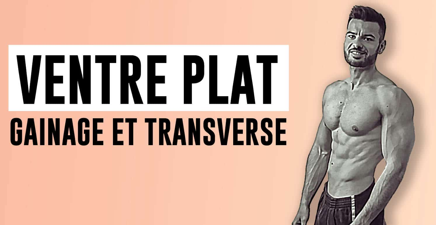 VENTRE PLAT GAINAGE TRANSVERSE