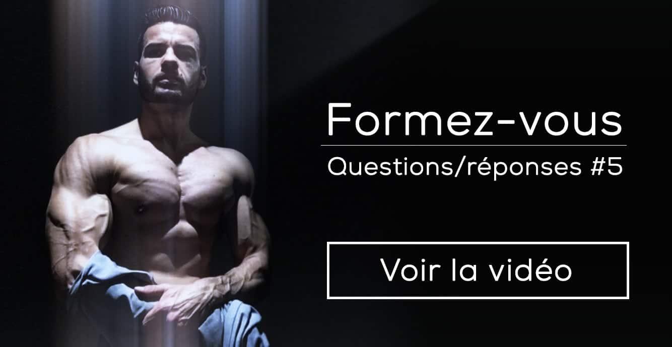 vidéo formation musculation