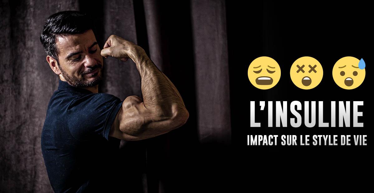Impact des hormones sur le style de vie : l'insuline