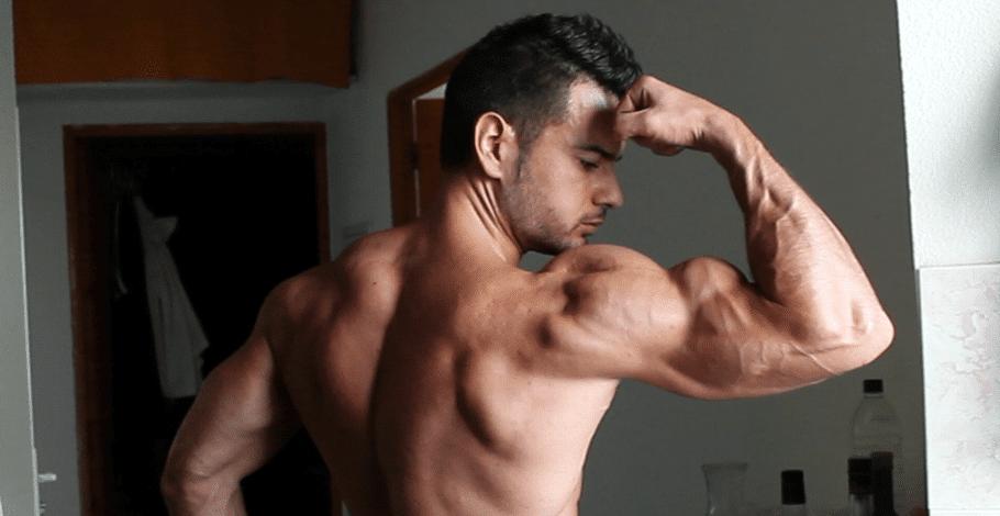 musculation avant après