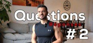 FAQ 2 : rétention d'eau, matériel de muscu à domicile et collation paleo