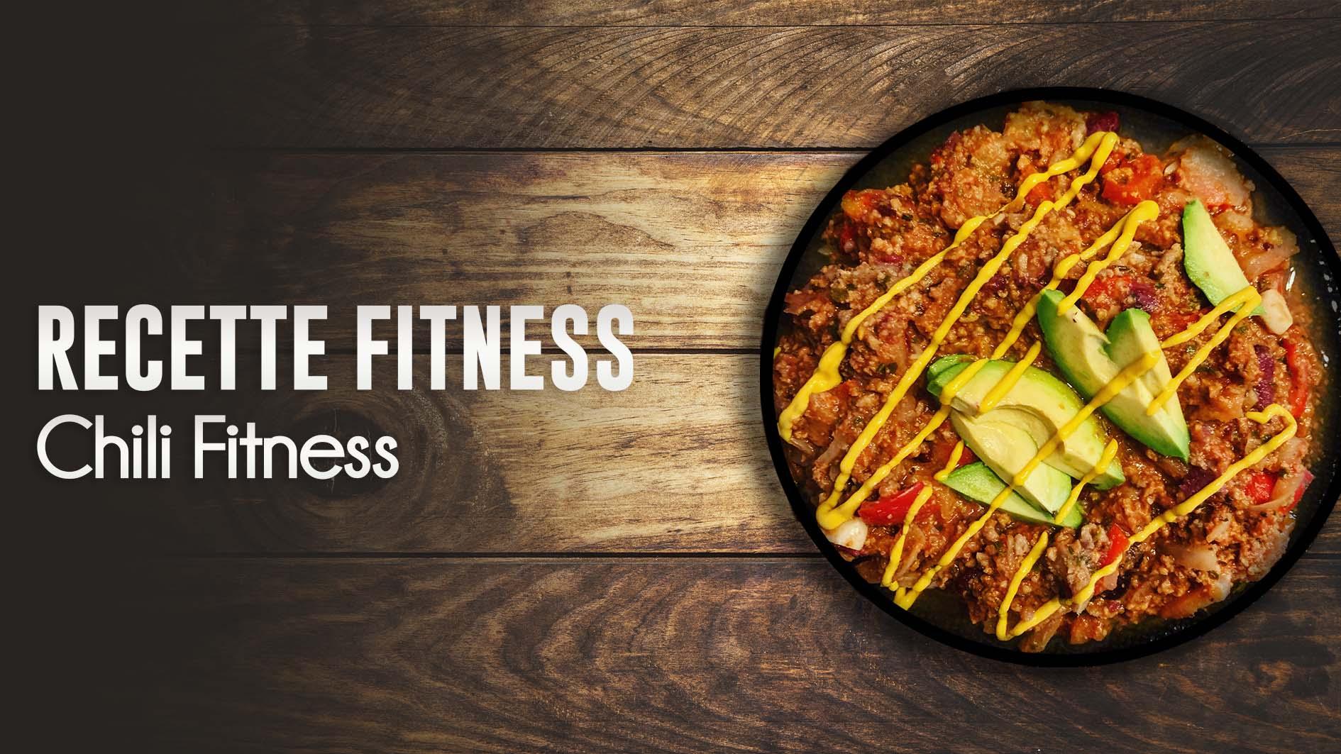 recette fitness du chili