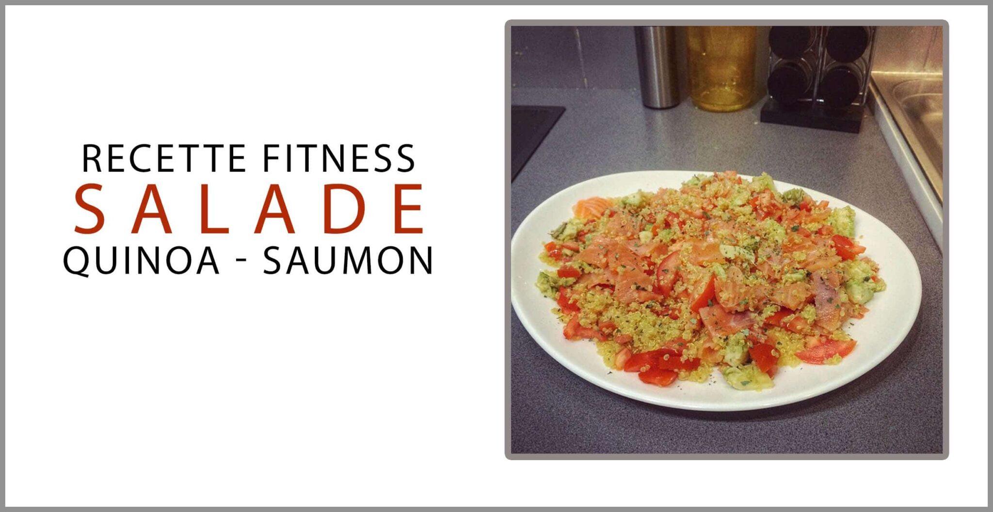 recette salade quinoa