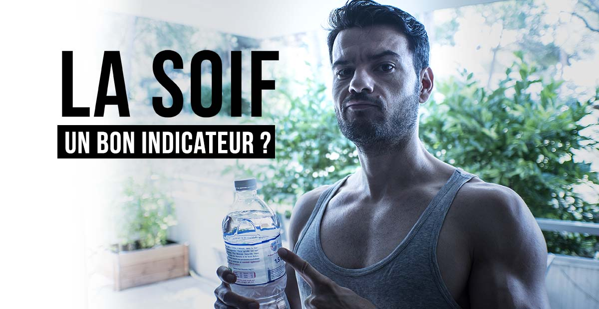 soif musculation