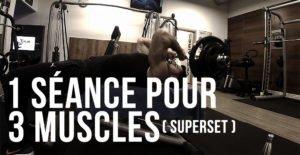 Comment travailler tous les muscles sur une semaine