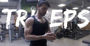 Ma séance spéciale pour entrainer mon point faible : les triceps