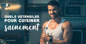 ustensiles cuisines fitness