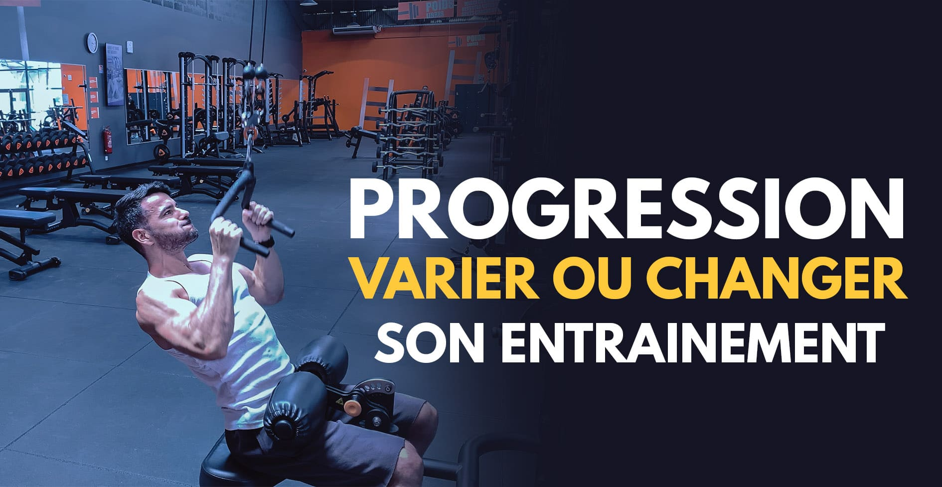 Stagnation : comment relancer la progression en musculation