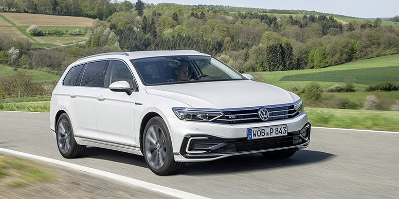 Passat break hybrid essence