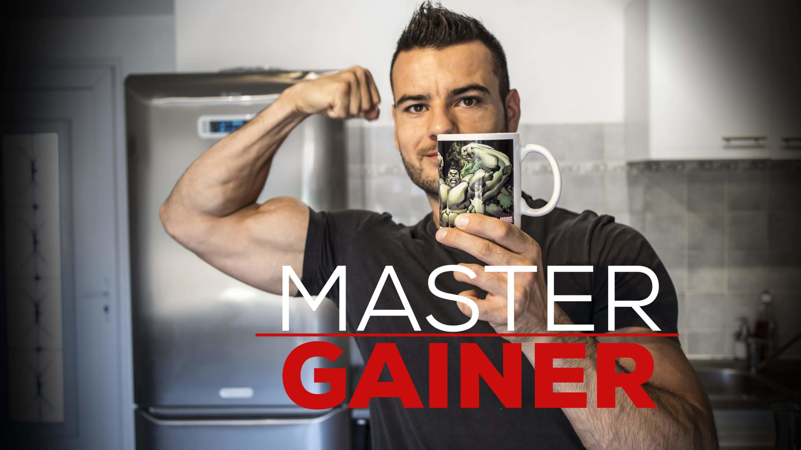 weight gainer maison